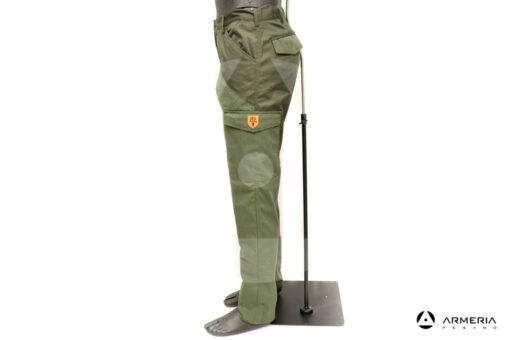 Pantalone da caccia RS Hunting T-98 taglia 50 lato