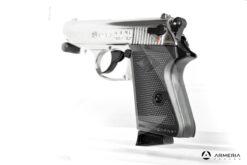 Pistola a salve Bruni modello New Police calibro 9 Pak calcio