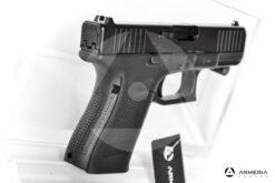 Pistola semiautomatica Glock modello 19 FS Gen 5 calibro 9x21 canna 4 calcio