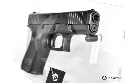 Pistola semiautomatica Glock modello 19 FS Gen 5 calibro 9x21 canna 4 mirino