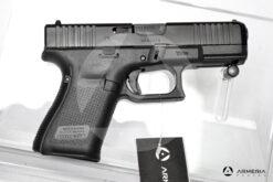 Pistola semiautomatica Glock modello 19 FS Gen 5 calibro 9x21 canna 4 lato
