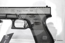 Pistola semiautomatica Glock modello 19 FS Gen 5 calibro 9x21 canna 4 macro