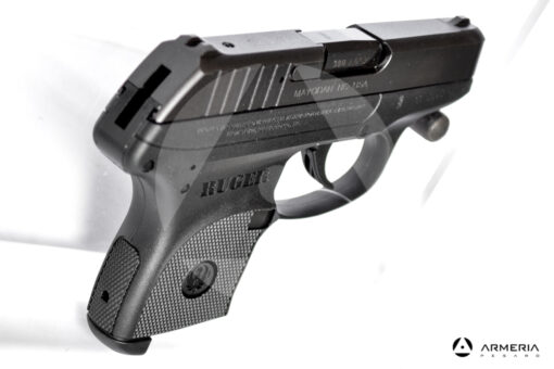 Pistola semiautomatica Ruger modello LCP calibro 380 Auto canna 2.7 calcio