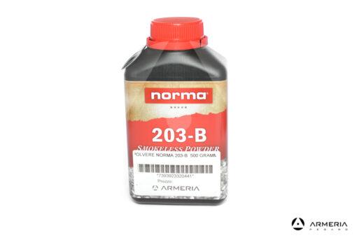 Polvere da ricarica Norma 203-B Smokeless Powder #20902035