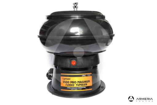 Vibropulitore Lyman Pro Magnum 2500 Turbo Tumbler #7631399