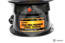 Vibropulitore Lyman Pro Magnum 2500 Turbo Tumbler #7631399 macro