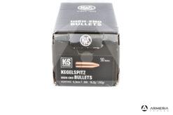 Palle ogive RWS KS Kegelspitz High-end calibro 9.3 mm 247 grani