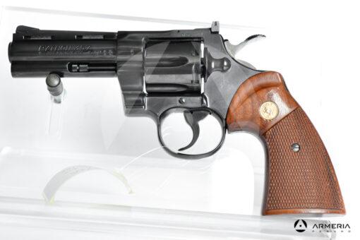 Revolver Colt modello Pyton canna 4 calibro 357 Magnum
