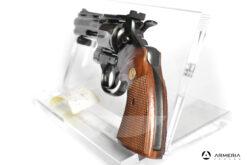 Revolver Colt modello Pyton canna 4 calibro 357 Magnum calcio