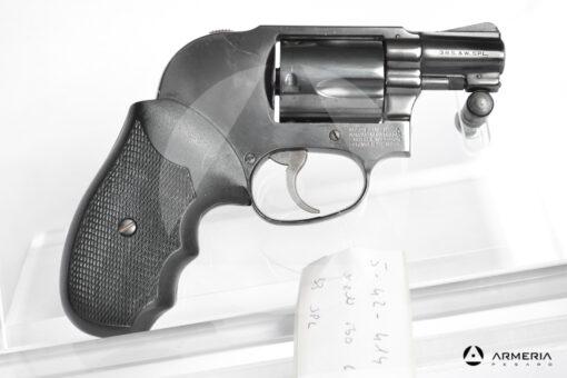 Revolver Smith & Wesson modello 49 canna 2 calibro 38 Special