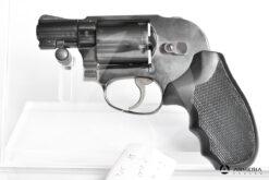 Revolver Smith & Wesson modello 49 canna 2 calibro 38 Special lato