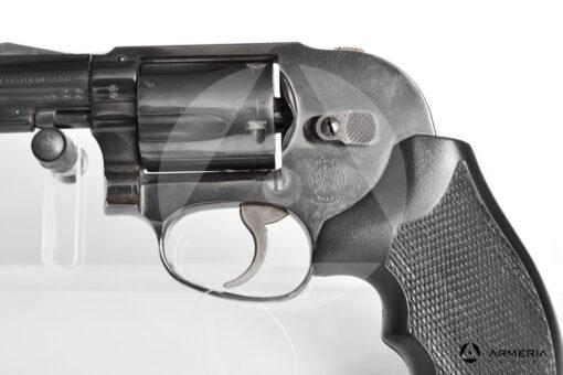 Revolver Smith & Wesson modello 49 canna 2 calibro 38 Special macro