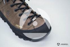Scarpe Crispi Monaco Tinn Gtx dark brown taglia 41 punta