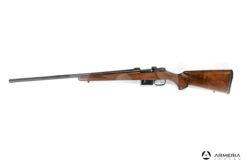 Carabina Bolt Action CZ modello 527 Varmint calibro 223 Remington lato