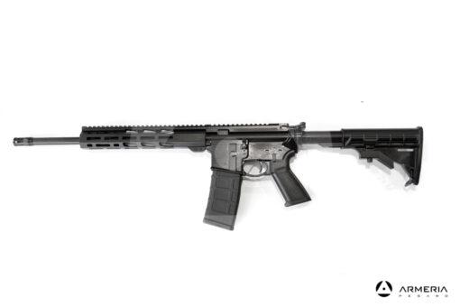 Carabina semiautomatica Ruger modello AR 556 calibro 223 Remington lato