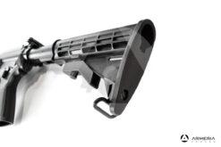 Carabina semiautomatica Ruger modello AR 556 calibro 223 Remington calciolo