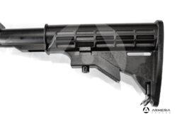 Carabina semiautomatica Ruger modello AR 556 calibro 223 Remington calcio