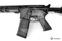 Carabina semiautomatica Ruger modello AR 556 calibro 223 Remington caricatore