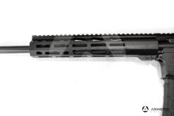 Carabina semiautomatica Ruger modello AR 556 calibro 223 Remington rail