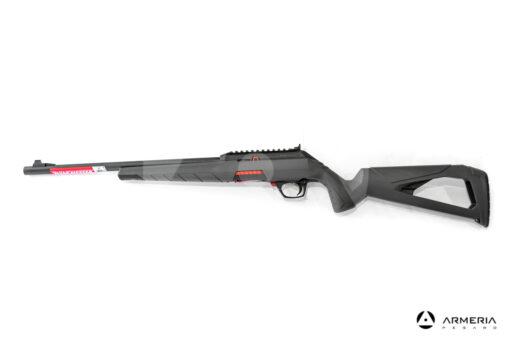 Carabina semiautomatica Winchester modello Wild Cat calibro 22 LR lato