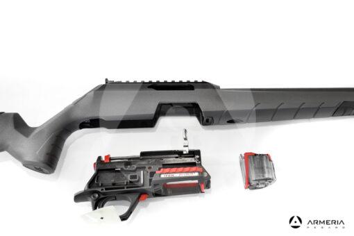 Carabina semiautomatica Winchester modello Wild Cat calibro 22 LR smontaggio