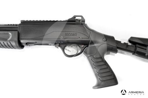 Fucile semiautomatico a pompa Hatsan modello Escort MP-TS calibro 12 caricatore
