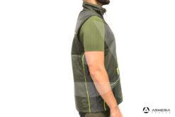 Gilet da caccia RS Hunting LV960 verde taglia L