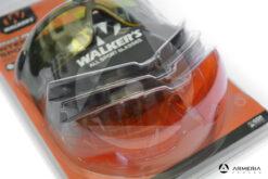 Kit 4 occhiali tattici da tiro balistici protettivi Walker's Elite lenti