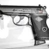 Pistola a salve Bruni modello New Police calibro 8mm