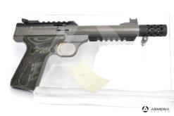 Pistola semiautomatica Browning modello Buckmark calibro 22LR Canna 7.5