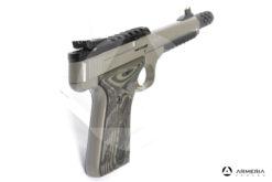 Pistola semiautomatica Browning modello Buckmark calibro 22LR Canna 7.5 calcio