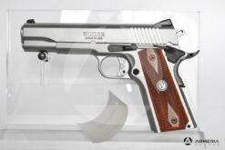 Pistola semiautomatica Ruger modello SR1911 calibro 45 ACP canna 5