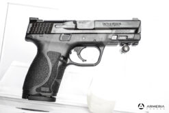 Pistola semiautomatica Smith & Wesson modello M&P9 calibro 9x21 Canna 4