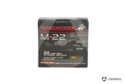 Winchester M22 calibro 22 LR Long Rifle - 40 grani - 400 cartucce