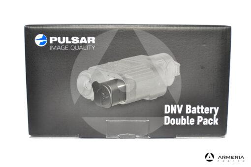 Batteria Pulsar DNV per Forward DFA75 - DN55 e Termocamere Quantum