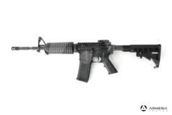 Carabina semiautomatica Colt modello Defense AR15-M4 calibro 223 Remington lato