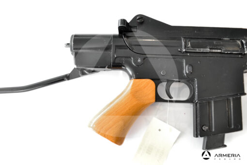 Carabina semiautomatica Jager modello AP74 calibro 7.65 lato