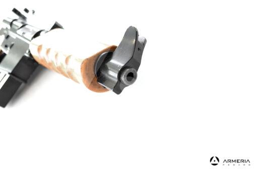 Carabina semiautomatica Jager modello AP74 calibro 7.65 mirino