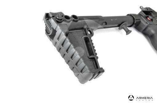 Carabina semiautomatica Kel Tek modello Sub 2000 calibro 9x21 calciolo