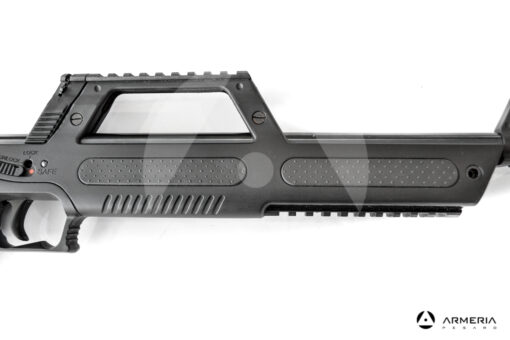 Carabina semiautomatica Walther modello G22 calibro 22 LR rail