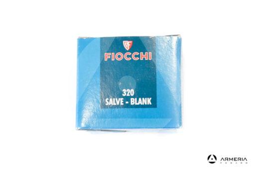 Cartucce a salve Fiocchi calibro 320 - 100 pezzi
