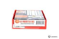 Dies Lee Pacesetter 222 Remington – Shell Holder omaggio
