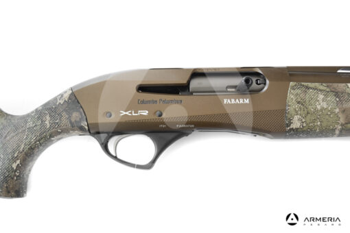 Fucile semiautomatico Fabarm modello XLR Columba Palumbus calibro 12 grilletto