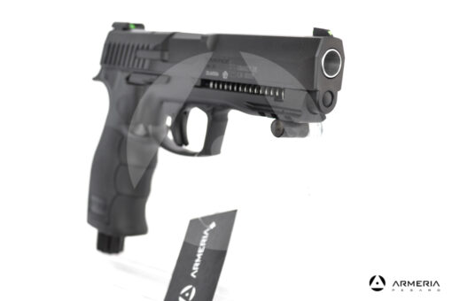 """Pistola Umarex T4E HDP 50 calibro 50 Canna 4.25"""" libera vendita mirino"""