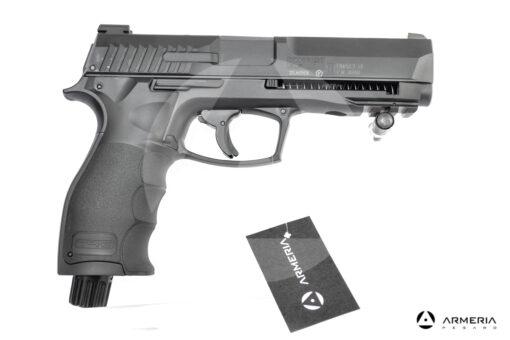 "Pistola Umarex T4E HDP 50 calibro 50 Canna 4.25"" libera vendita lato"