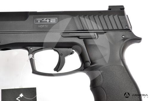 """Pistola Umarex T4E HDP 50 calibro 50 Canna 4.25"""" libera vendita macro"""