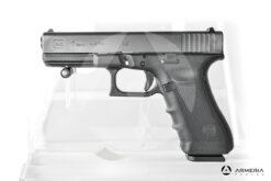 Pistola semiautomatica Glock modello 17 Gen 4 calibro 9x21 canna 5