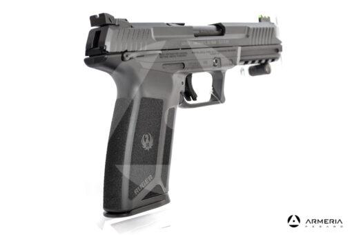 """Pistola semiautomatica Ruger modello 57 calibro 5.7x28 canna 5"""" calcio"""