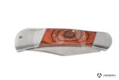 Coltello Trento Classic 105 a lama pieghevole in acciaio 10.5 cm chiuso