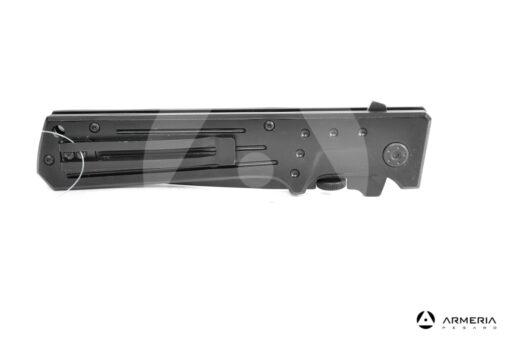 Coltello Trento Intruder a lama pieghevole in acciaio 11.5 cm chiuso